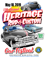 Heritage Rod & Custom Car Show
