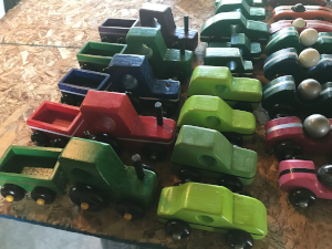 Toy Cars & Trucks