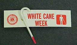 White Cane Week