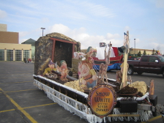 2006 Christmas Parade Float