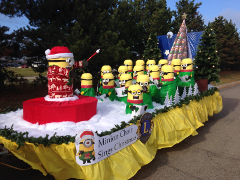 2015 Christmas Parade Float