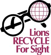 Eyeglass Recycle For Sight
